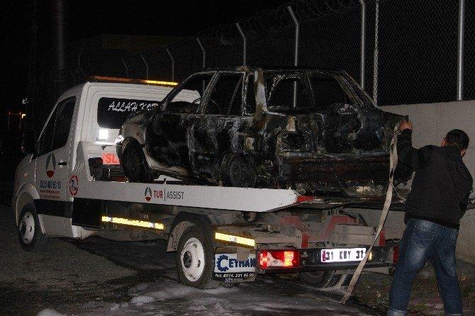 Askeri Lojman Önündeki Şüpheli Araç Kontrollü Patlatıldı
