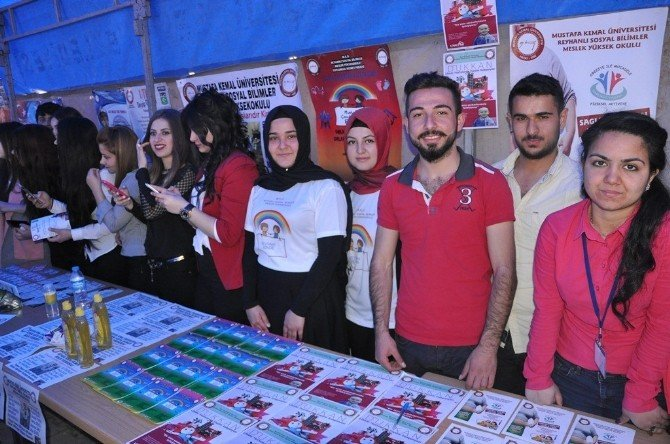Reyhanlı'da Toplumsal Hizmet Projesi Tanıtıldı