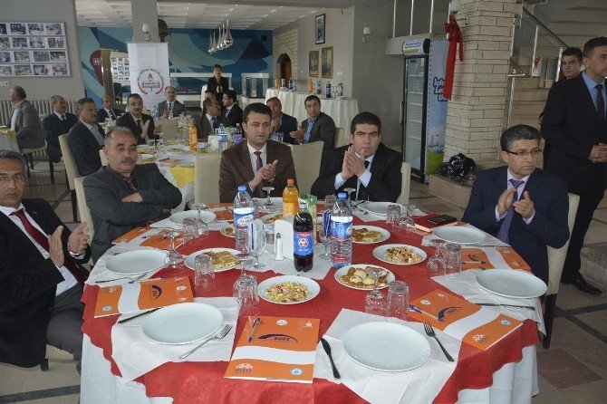 Sungurlu'da Projesi Tanıtım Toplantısı