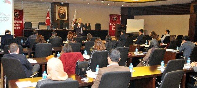 GSO'da 'Kalite Yönetim Sistemleri' Eğitimleri Başladı