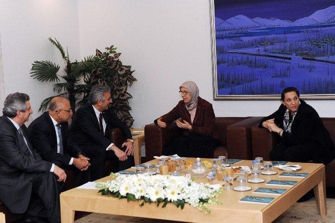 """İSO Başkanı Bahçıvan: """"Kadınların Ekonomiye Katılımı İle Türkiye Daha Huzurlu Olur"""""""
