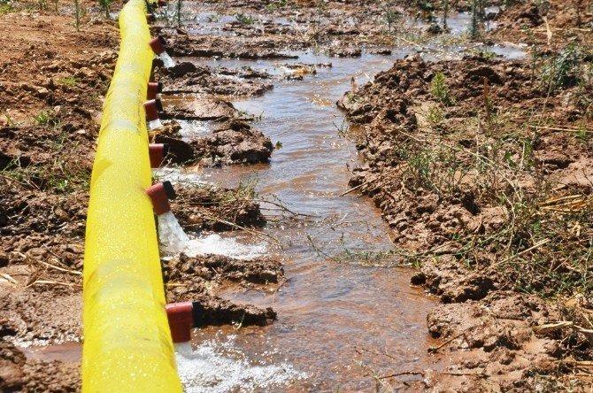 İzmir'deki Derin Kuyu Su Pompalarının Yüzde 51'i Ödemiş'te