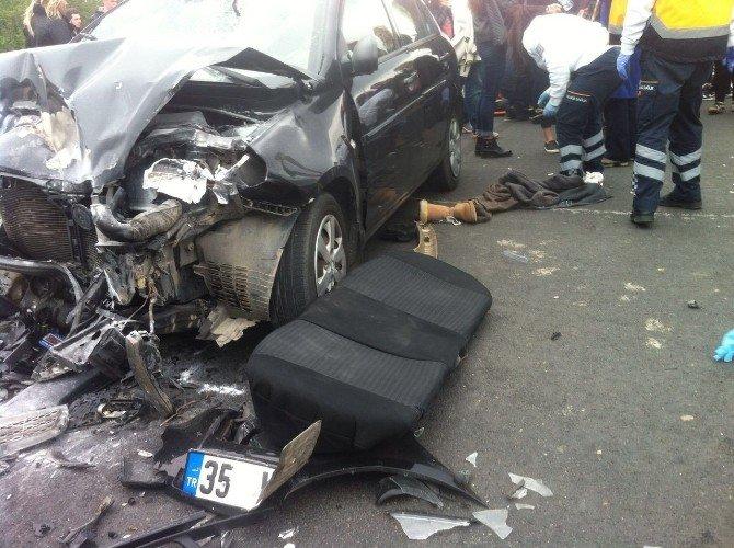LPG Tankeri Dehşet Saçtı: 2'si Ağır 5 Öğrenci Yaralı