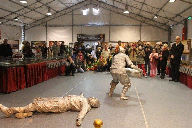 Kartal'da Çanakkale Ruhu Yaşatıldı