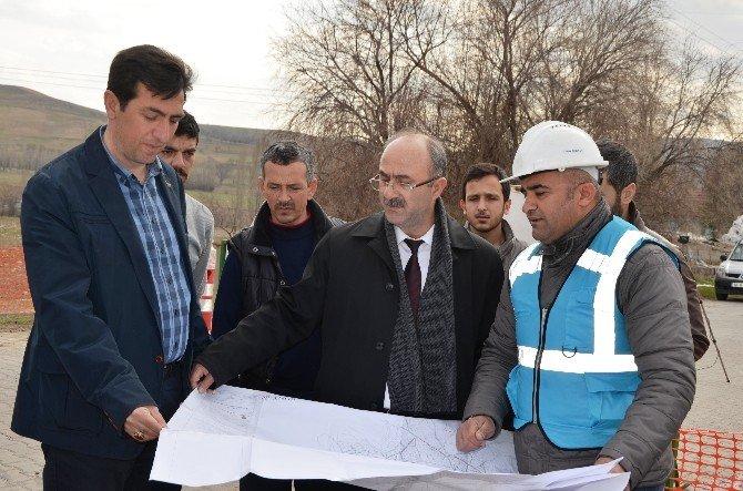 Bünyan'a Yeni Bir Vizyon Katacak Doğalgaz Projesi Başladı