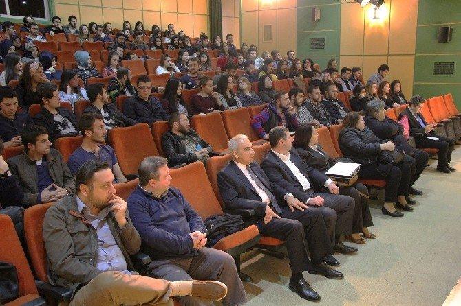 Girişimciler Öğrencilere Tecrübelerini Paylaştı