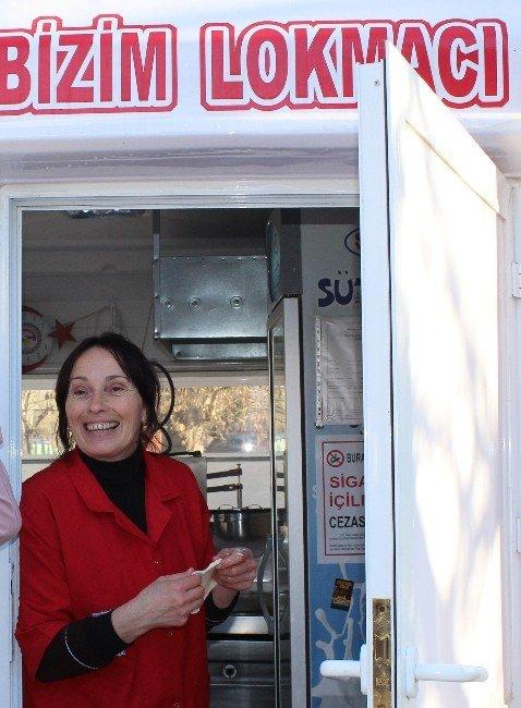 Kırklareli'de 'Lokma' Geleneği Sürdürülüyor