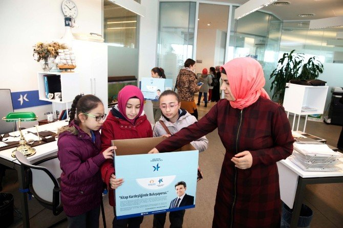 Öğrencilerden Örnek Kampanya