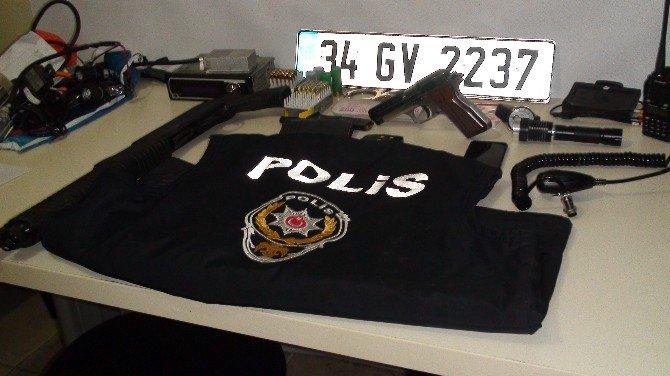 'Sahte Polis'ten Şaşırtan Gerekçe