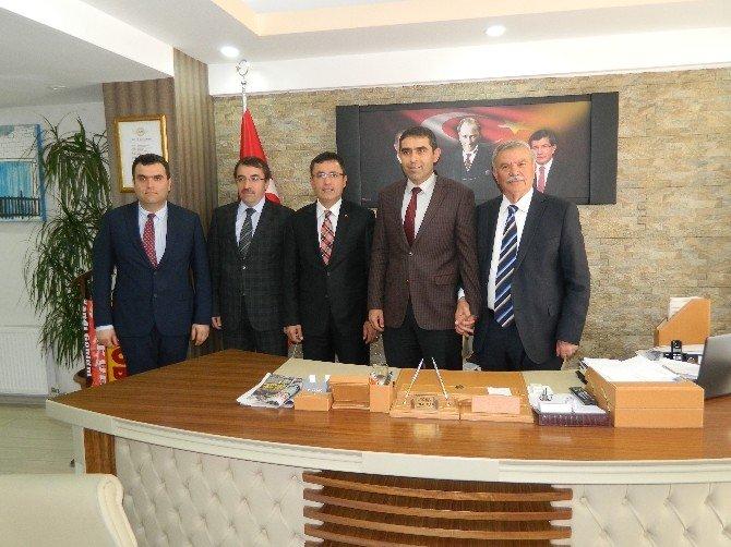Doğanşehir'de Altyapı İçin Start Verildi