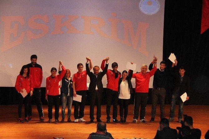 Mersin Büyükşehir Belediyesi'nden Spora 391 Bin TL Destek