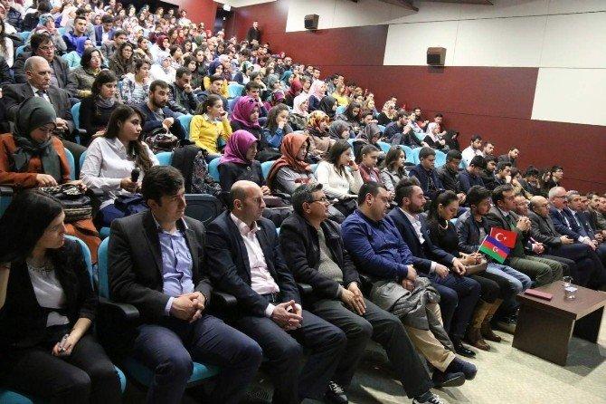 NEÜ'de 'Azerbaycan Katliamları' Konulu Panel Düzenlendi