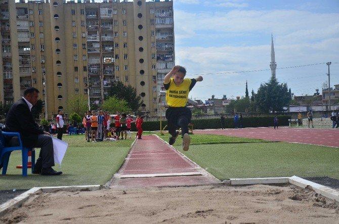 Okullararası Küçükler Puanlı Atletizm İl Müsabakaları