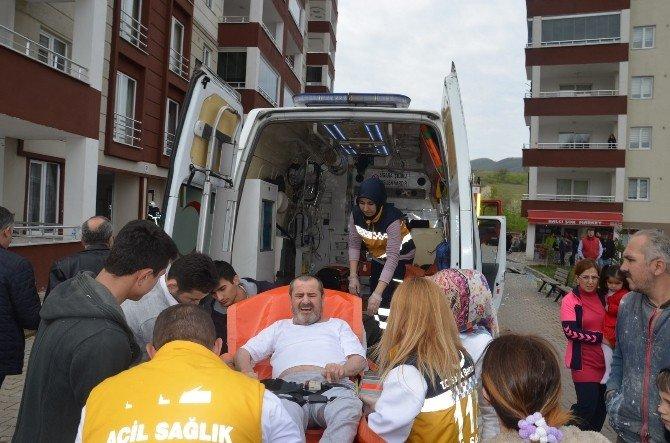 Ordu'da Kalorifer Kazanı Bomba Gibi Patladı: 4 Yaralı
