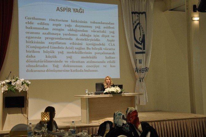 Mmo Konya Şubesi Kadın Üyelerini Bir Araya Getirdi