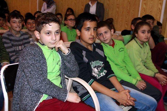Opera Ve Bale, Müzik Enstrümanlarını Öğrencilere Tanıttı