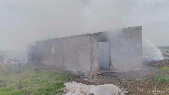 Elektrik Panolarında Çıkan Yangın Korkuttu