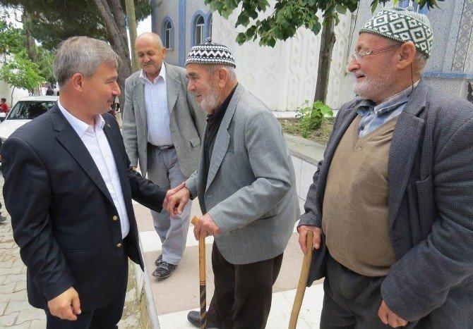 Başkan Yaralı Yaşlılar Haftasını Kutladı