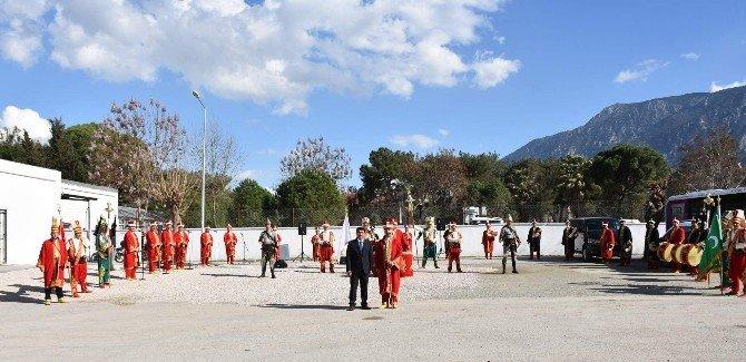 Şehzadeler Mehteri İlk Konserini Başbakan'a Verecek