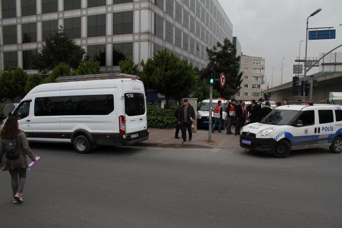Polisin arama listesindeki araç yakalandı