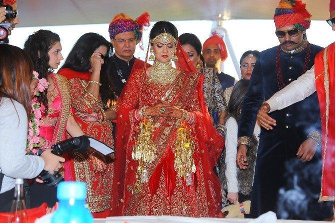 Antalya Gözünü 40 Milyar Dolarlık Hint Düğünü Pazarına Dikti
