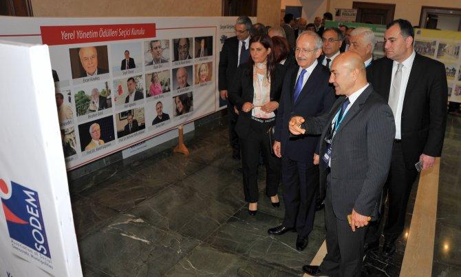 SODEM, Çankaya Belediyesi'ne üstün başarı ödülü verdi