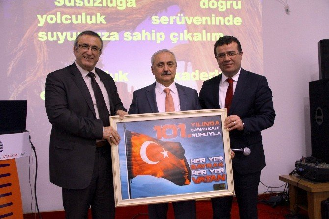 """""""2040'Ta Elindeki Su Rezervleri Yüzünden Türkiye'ye Savaş Açılacak"""""""