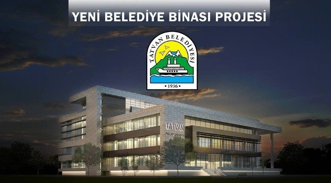 Tatvan Belediyesi'nin Yeni Hizmet Binası İçin Yer Teslimi Yapıldı