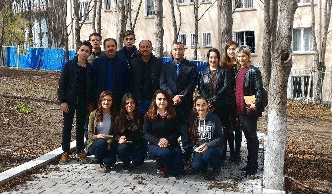 Anadolu Lisesi'nden TEM'e Şükran Ziyareti