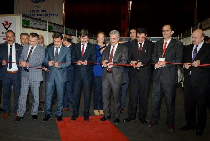 TÜBİTAK Eskişehir bölge finali sergisi