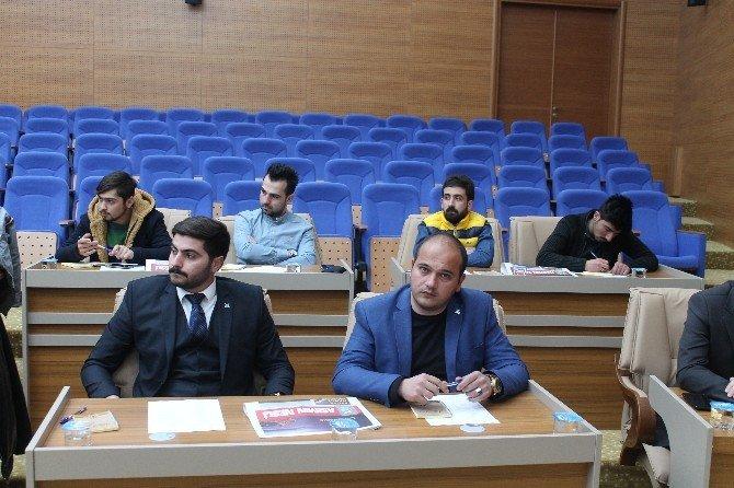 Erzincan Tügva Elazığ'da Toplandı