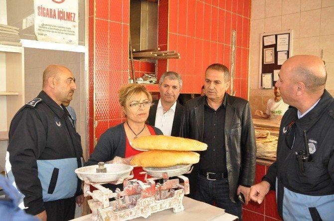 Tunceli'de Fırın Denetimleri