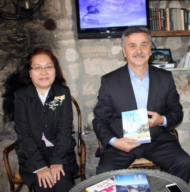 Türkiye Aşığı Tayvanlı 4. Kitabını Yazmaya Hazırlanıyor