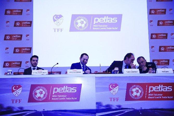Petlas, A Milli Takım'a Sponsor Oldu