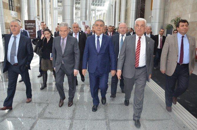 Marble Dünya Ülkelerini İzmir'de Buluşturdu