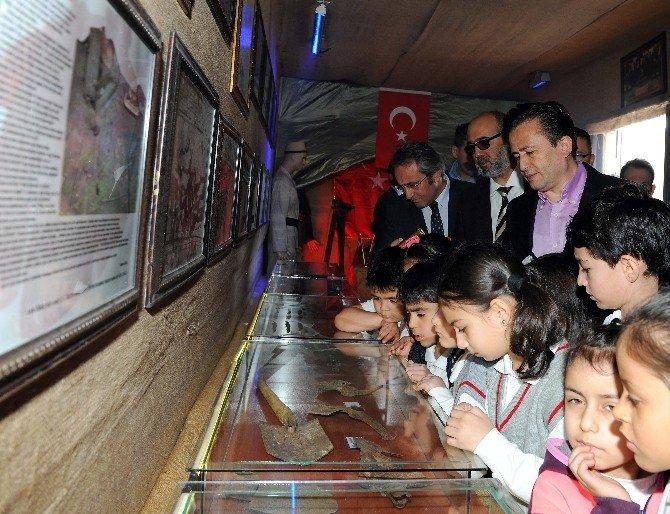 Tuzla Belediyesi Çanakkale'yi Tuzla'ya Taşıdı