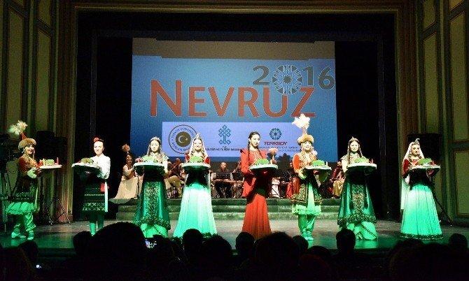 Türksoy, Nevruz'u Türkiye'de Ve Dünyada Dev Etkinliklerle Kutluyor