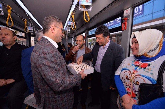 Üsküdar'a Yeni Bir Otobüs Hattı Daha