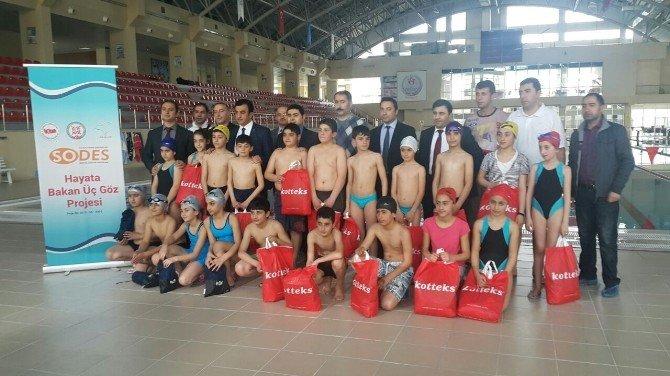Sodes'le Türkiye Şampiyonasına Hazırlanıyorlar