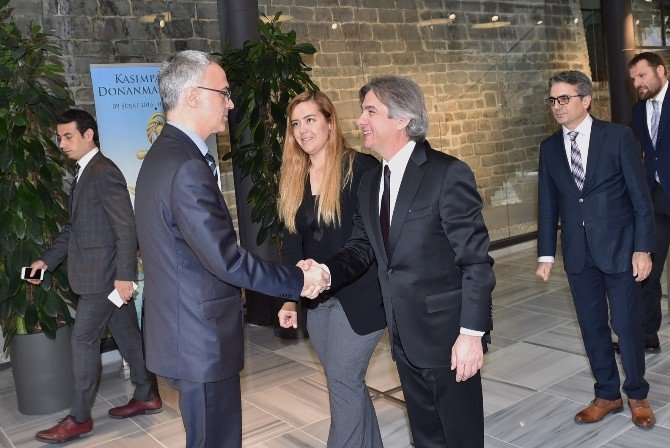 Başkonsoloslar'dan Başkan Demircan'a Taziye Ziyareti