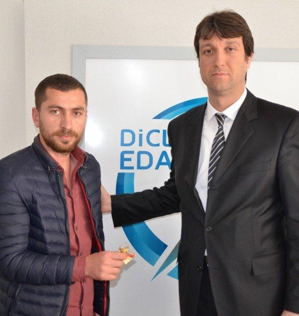 Dicle Elektrik'te 'Performansa Ödül' Uygulaması
