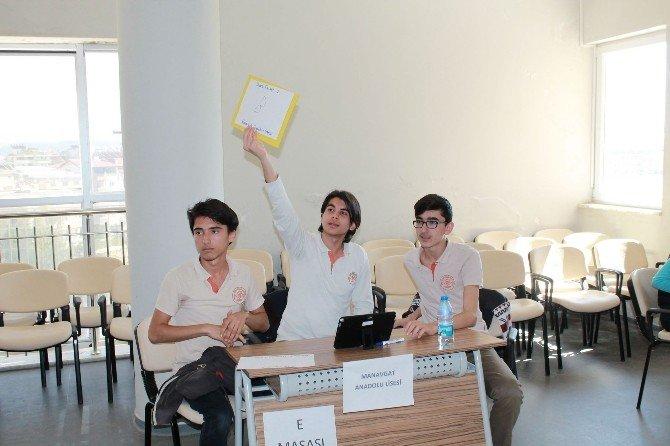 Manavgat'ta AB'yi Öğreniyorum Yarışması
