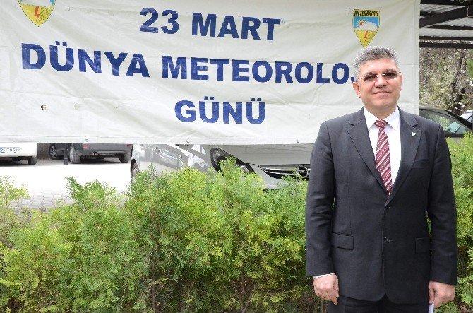 Eskişehir'de Meteoroloji Günü Kutlandı