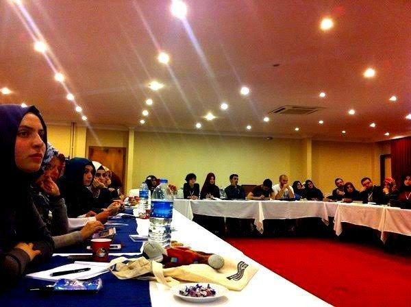 OMÜ'de 'Kongo Çalıştayı' Düzenlendi