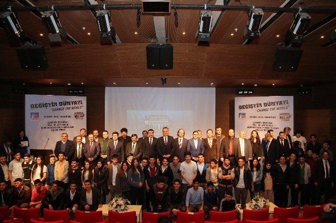 Prof. Dr. Aziz Sancar Uluslararası Bilim Olimpiyatları Başlıyor