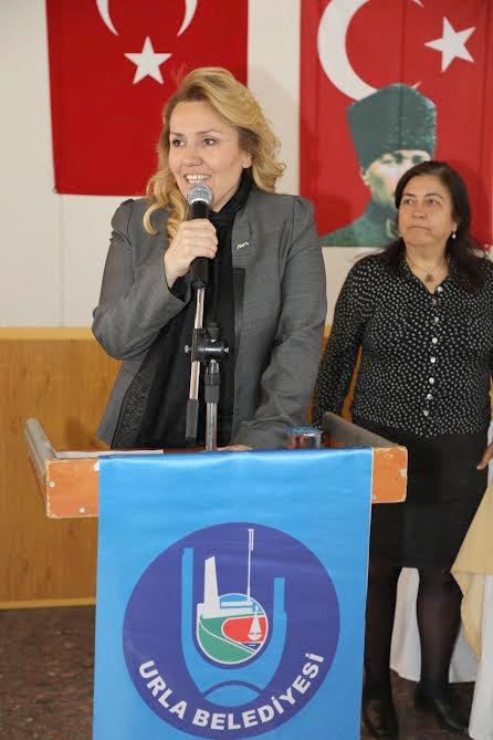 İzmir'in üretici kadınları Urla'da buluştu