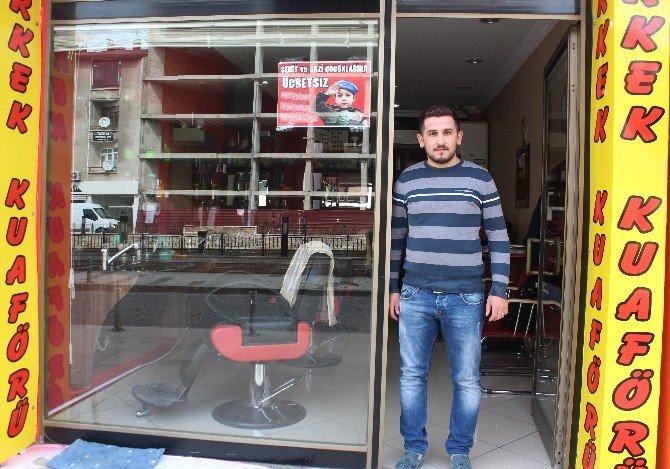 Şehit Ve Gazi Çocuklarına Ücretsiz Tıraş