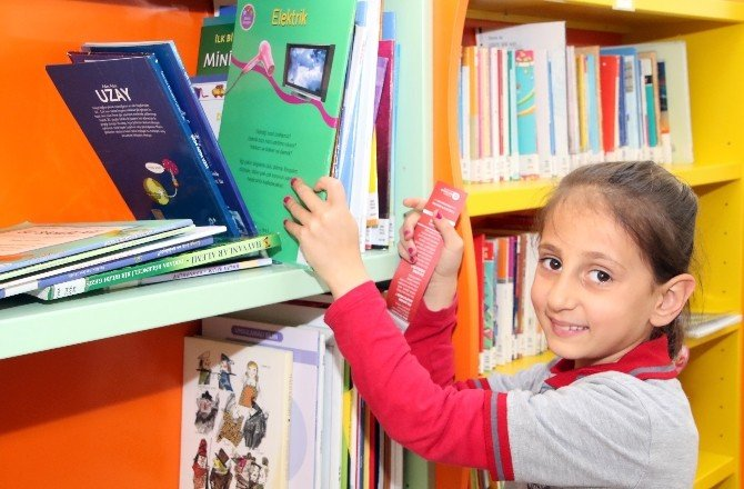 Antalya'da Kütüphane Haftası Kutlamaları Hazırlığı