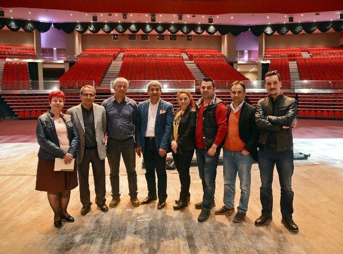 Agc'den EXPO 2016 Antalya'ya Ziyaret