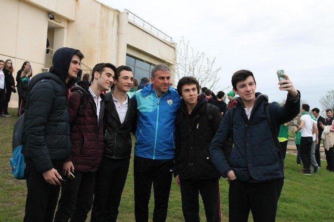 Bursaspor 16 Eksikle Çalıştı